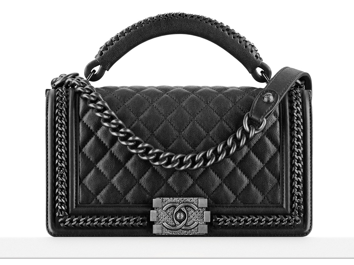 f95b07129b717a Boy Chanel Handbag With Handle Price | Stanford Center for ...